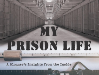 "Hot off the Presses, Martin Lockett's new book: ""My Prison Life"""