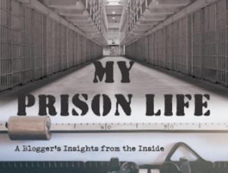 "Hot off the Presses, Martin Lockett's new book: ""My Prison Life"""
