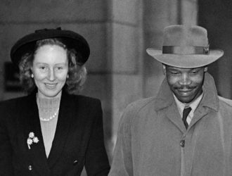Pula – The Marriage of Ruth and Seretse Khama by a Texas Inmate