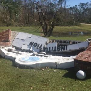 FDC Prisoners Recount Stories of Hurricane Michael