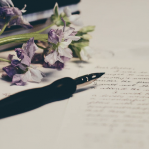 The Power of a Letter by Tina Lacasse
